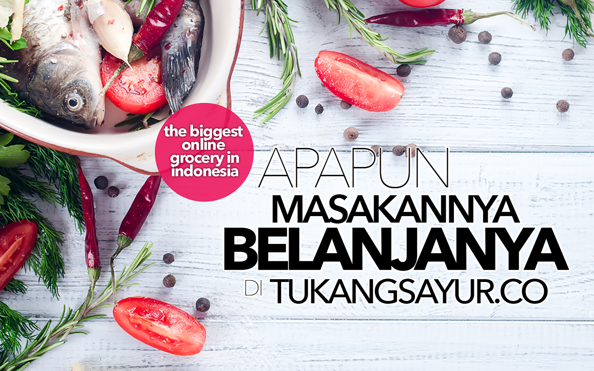 Tukangsayur.co - groceries online