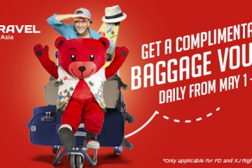 TPAA Free Baggage Voucher Promotion Banner_750x333