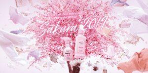 Laundrin Sakura Fabric Softener