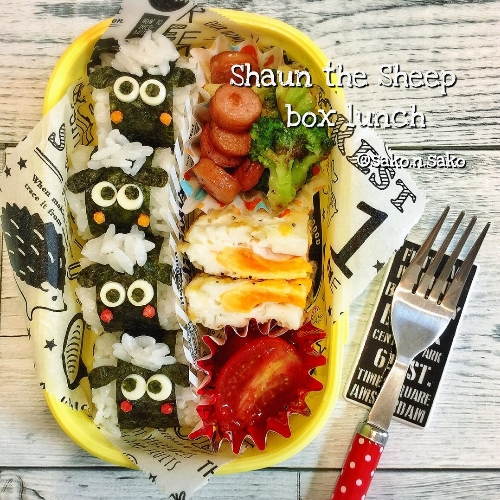 These Instagrammers Make The Cutest Bento Boxes