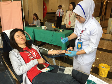 Annual Blood Donation Drive 2018
