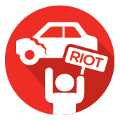 STRIKE, RIOT & CIVIL COMMOTION