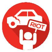 STRIKE, RIOT & CIVIL COMMOTION