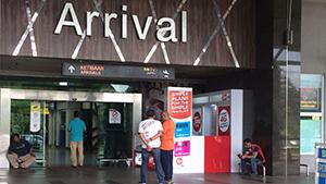 Langkawi-kiosk