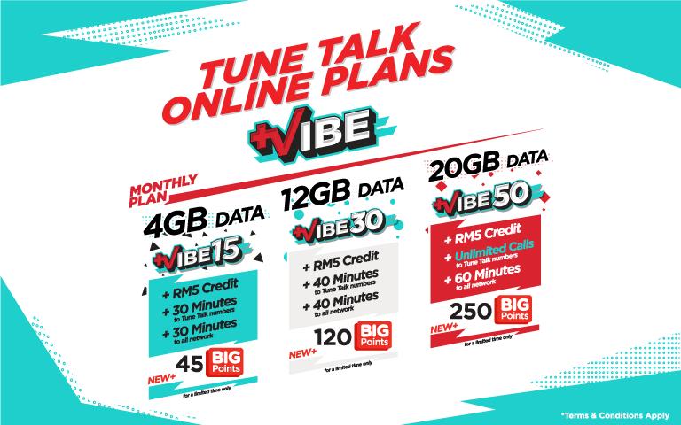 Tune Talk The Ultimate Data Plan Has Landed Tune Talk