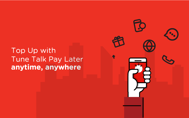 Tunetalk - Tune Talk l Need some credit loan in advance? Not a