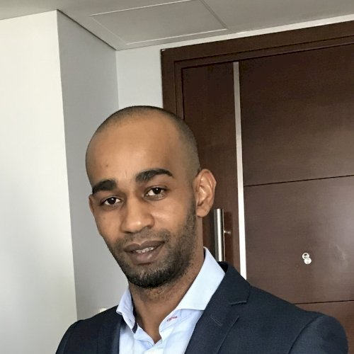 Ahmed - Abu Dhabi: Hi, my name is Ahmed from Mauritania! Peopl...