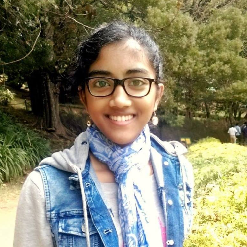 Akhila - Wellington: I am Akhila Ramesh and I'm a year 11 stud...