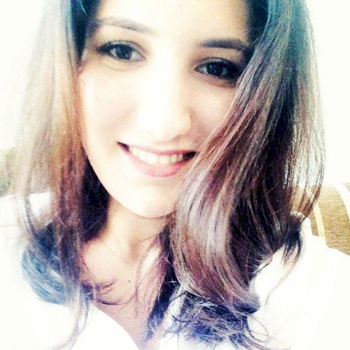 Alina - Abu Dhabi: Hey, everyone. My name is Alina. I'm from R...