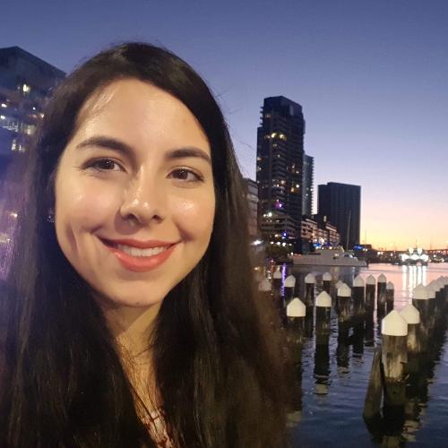 Anniette - Melbourne: Hello my name is Anniette Machuca, I am ...