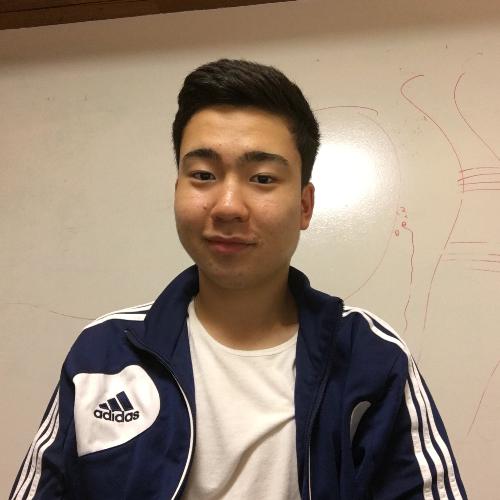 Ansar - Sydney: My name is Ansar Bekmukhanbet. I am from Kazak...