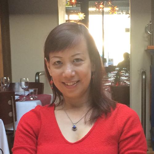 Brigita - Sydney: I'm originally from Indonesia and I gradua...