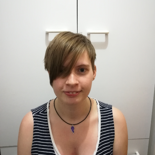 Carina - Sydney: I like to help people with studying new thing...