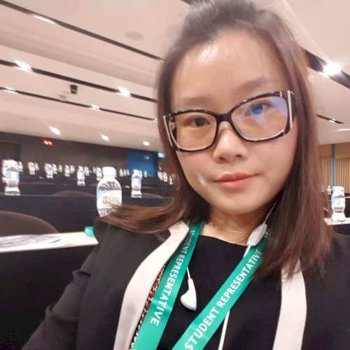 Carrie - Singapore: I'm Carrie, currently studying at NTU doin...