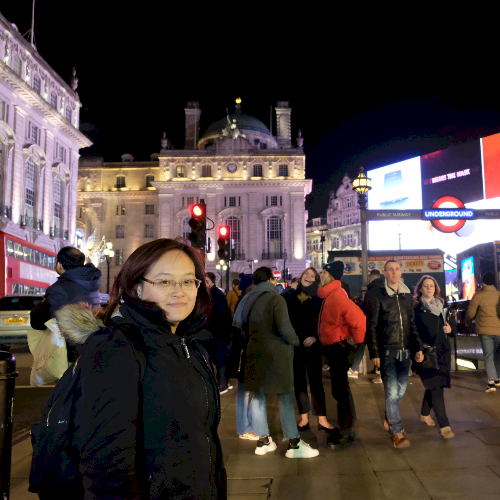 Cath - London: I have been living in London for over 10 years....