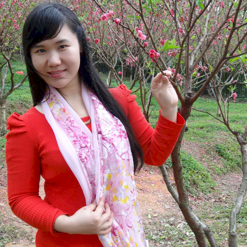 Channing - Canberra: Hi, I'm Channing, from China, now an ANU ...