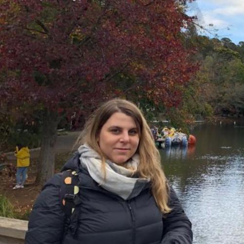 Chiara - Melbourne: Ciao sono Chiara, from Italy. I'm curren...