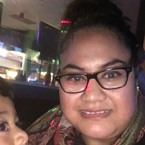 Christabel - Auckland: I am a Samoan mother of 1 and live with...