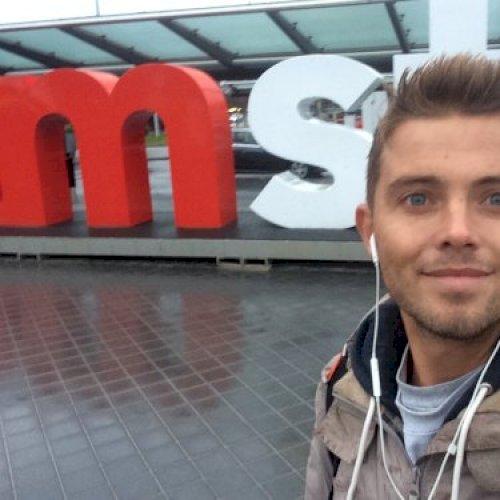 Derk - Dutch Teacher in Brisbane: Hoi, Ik ben Derk, 30 jaar, e...