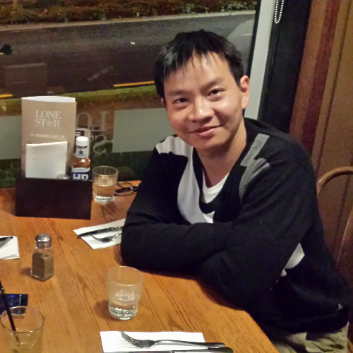 Eric - Auckland: I am originally from Hong Kong. I have been w...