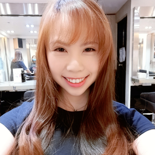 Frances - Hong Kong: Hello everyone! This is Frances. I'm an a...