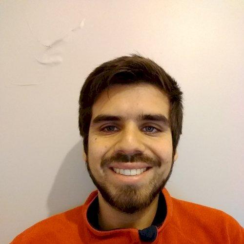 Gabriel - Christchurch: My name is Gabriel Daszenies from Chil...
