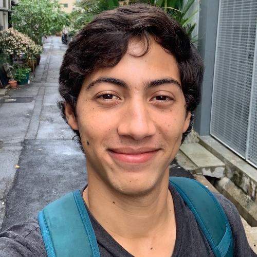Gabriel Jose - Singapore: Hi! I´m Gabriel, I'm from the Domin...