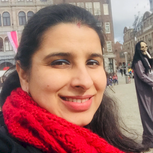 Garg - Hindi Teacher in Frankfurt am Main: Hi,I am Isha from I...