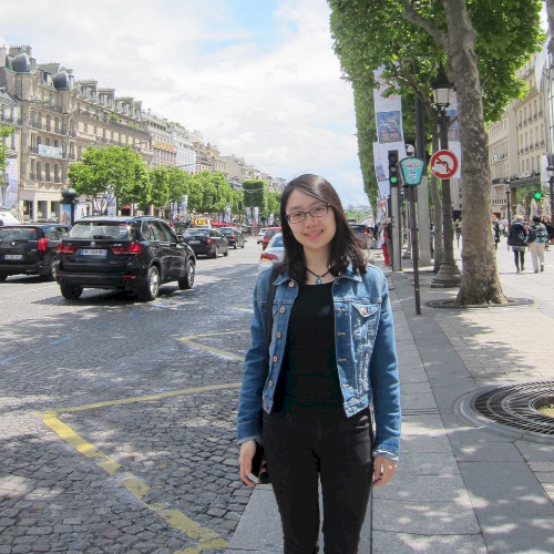 Grace - Auckland: Hi, this is Grace from China. I was born and...