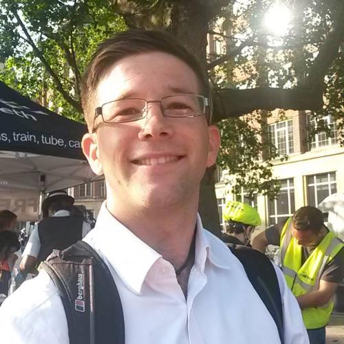 Grzegorz - London: Having left my office job after nearly 10 y...