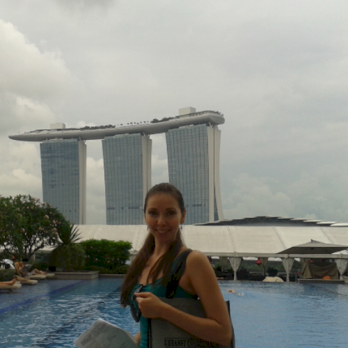 Guzel - Singapore: I have a Degree as a teacher of Russian Lan...