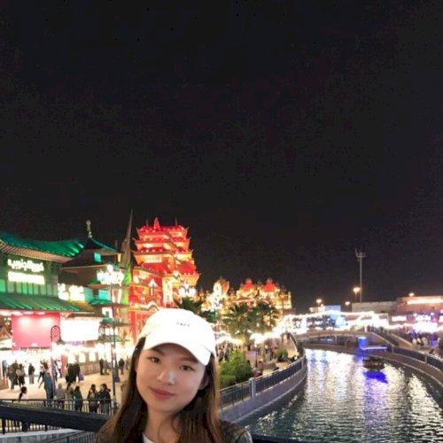 Huaisha - Adelaide: I'm doing a bachelor of teaching in arts...