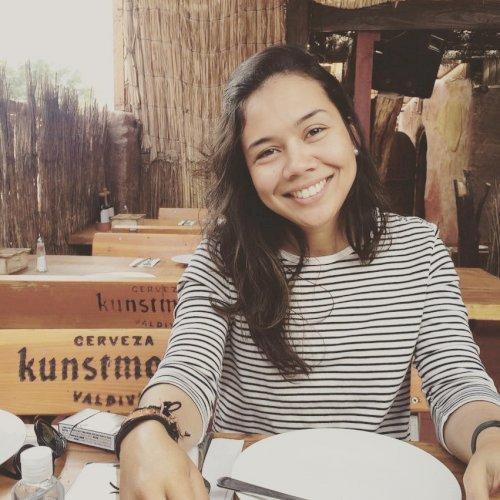 Isadora - Christchurch: I am Isadora, a kind Brazilian student...