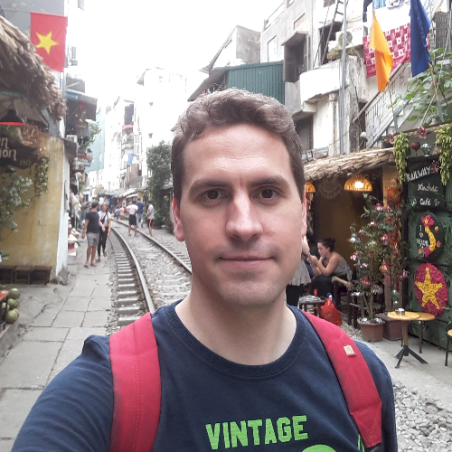 Javier - Singapore: Hello! This is Javier, a Spanish Civil Eng...