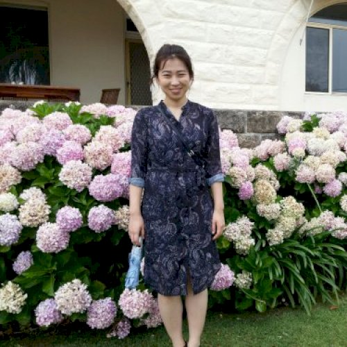 Jihye - Sydney: Hi! I'm Jihye from South Korea. I am enthusias...