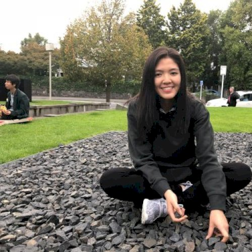 Jonice - Christchurch: I'm a Chinese from Malaysia and I'm...