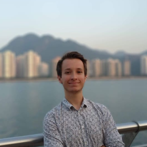 Learn French with Tristan - Private French tutor in Hong Kong - TUTOROO