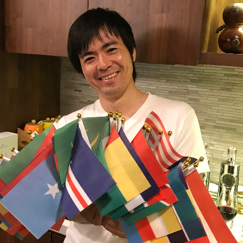 Kazuaki - Hong Kong: I'm from Japan and I like teaching lang...
