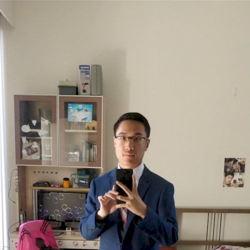 Lap Him (Michael) - Sydney: Hi, I'm Michael and I'm from Hong ...