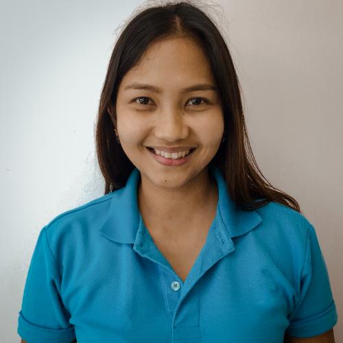 Marifaye - Manila: Hi, my name is Marifaye. I'm thirty years...