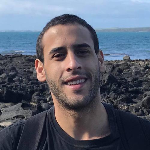 Mateus - Auckland: I'm from Rio de Janeiro, very talkative and...