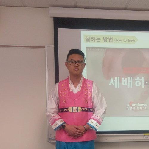 Michael - Adelaide: Native Cantonese speaker, speak Korean and...