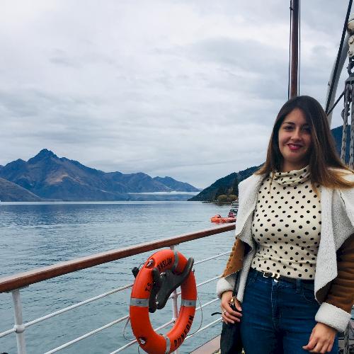 Monica - Christchurch: Hi! I'm a primary teacher from South ...