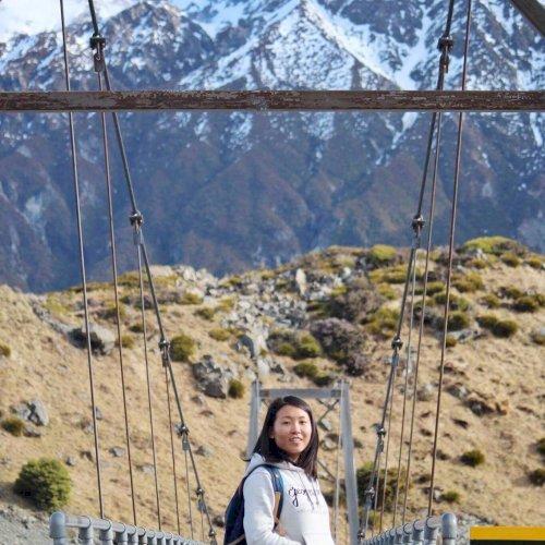 Mylene - Christchurch: I like meeting new friends and communic...