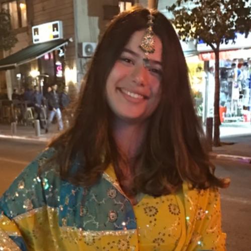 Myriam - Tel Aviv: Hi!! It would be a pleasure to teach you my...