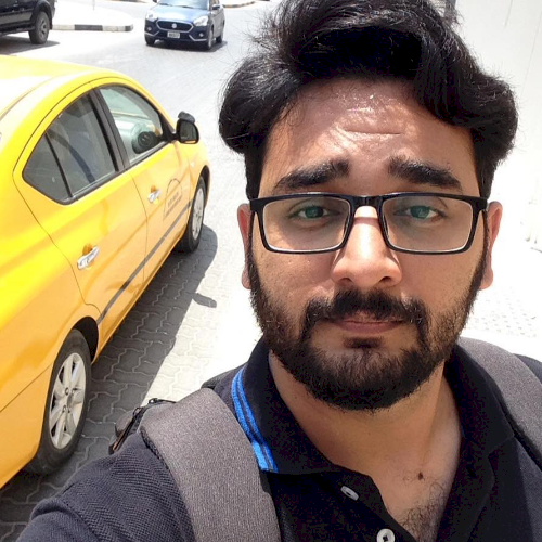 Naqash - Dubai: I have completed my degree of Bachelors in Che...