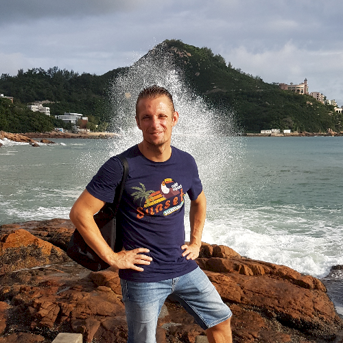 Learn French with Nicolas - Private French tutor in Hong Kong - TUTOROO