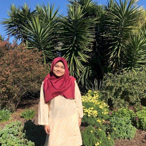 Nur Asma Al Husna - Sydney: Hi, I'm Asma! I'm glad and happy t...
