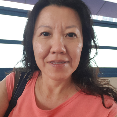 Nyuk Ling - Singapore: I'm Nyuk Ling, 47, and a current full-t...