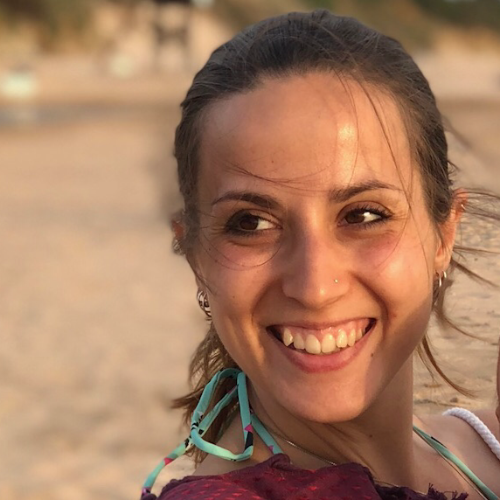 Odette - Spanish Teacher in Bruxelles: I'm a half Spanish an...